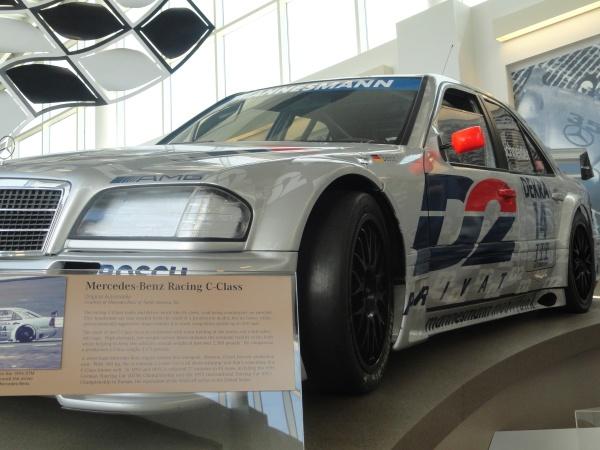 mercedes-racing-car