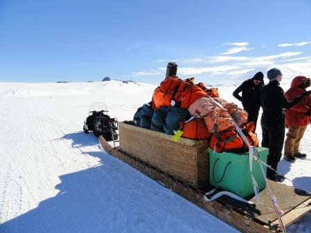 cargo-snowmobile-antarctica
