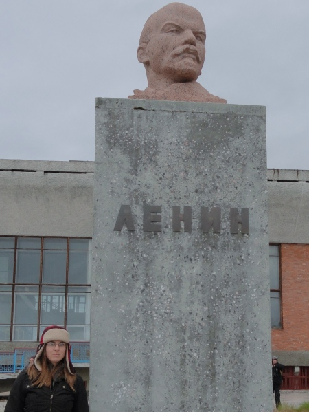 northermost-lenin-statue
