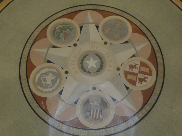 republic-of-texas-mosaic
