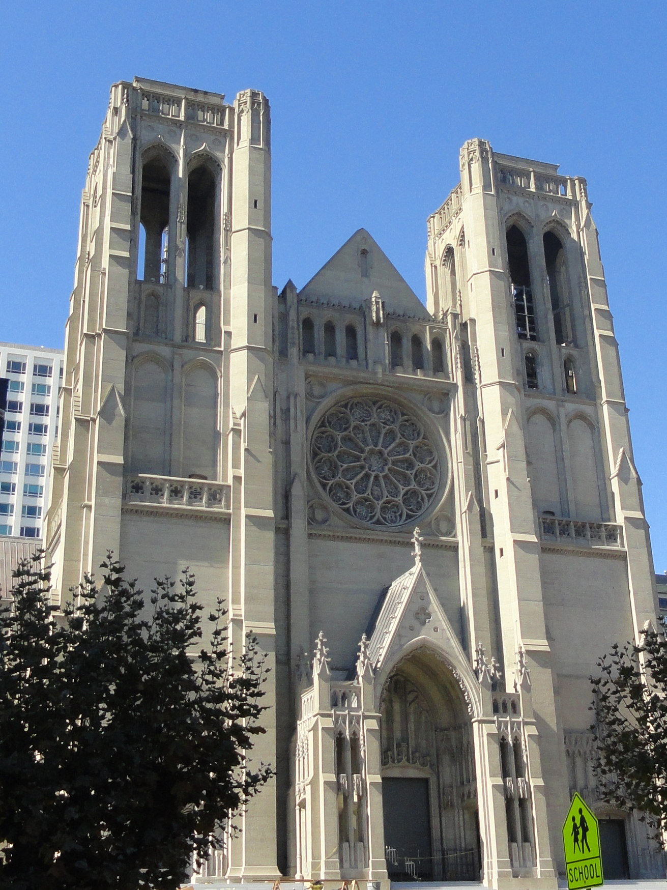 Grace Cathedral, San Francisco | I'm Not Yet Dead