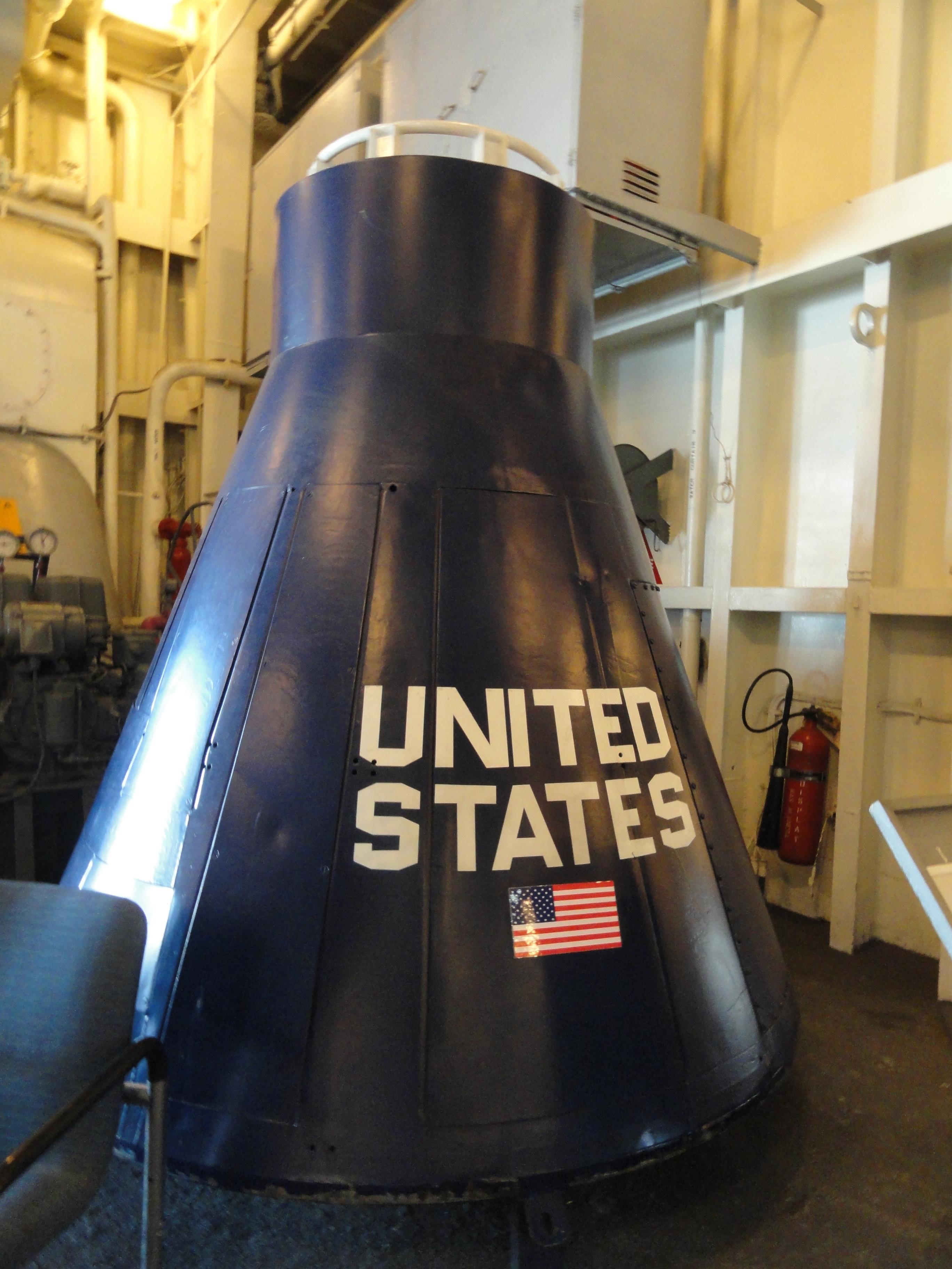 USS Hornet Aircraft Carrier | I'm Not Yet Dead