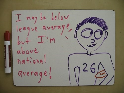 average-football-player