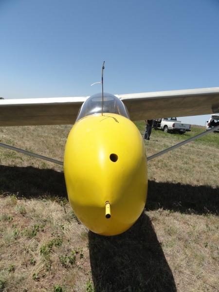 glider-fuselage