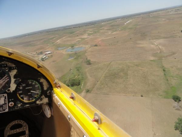 glider-in-flight