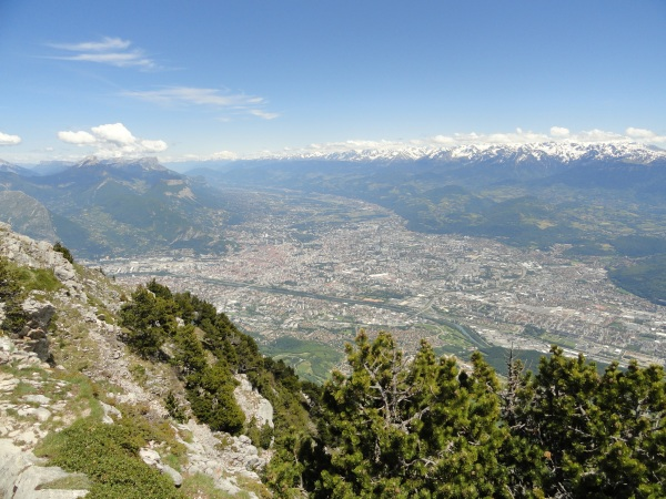 aerial-view-grenoble-france