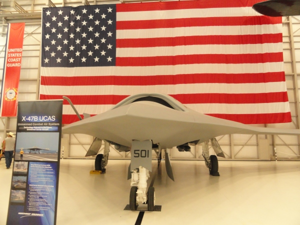 unmanned-aerial-vehicle
