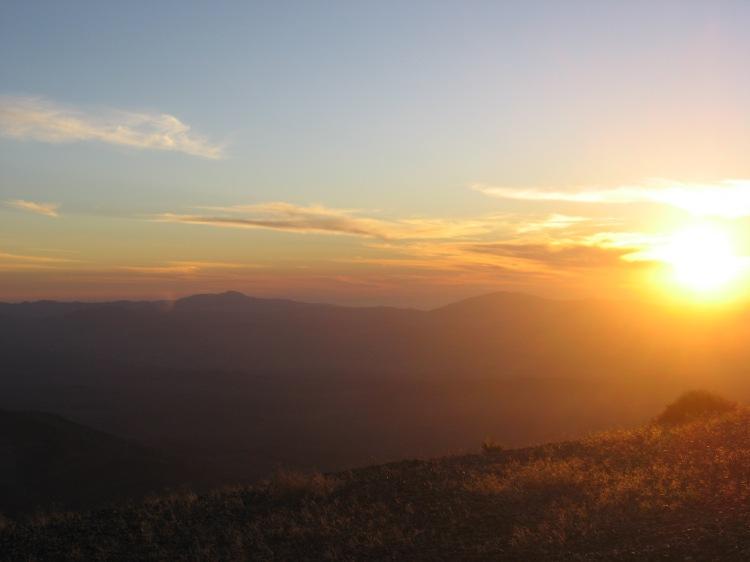 las-campanas-sunset