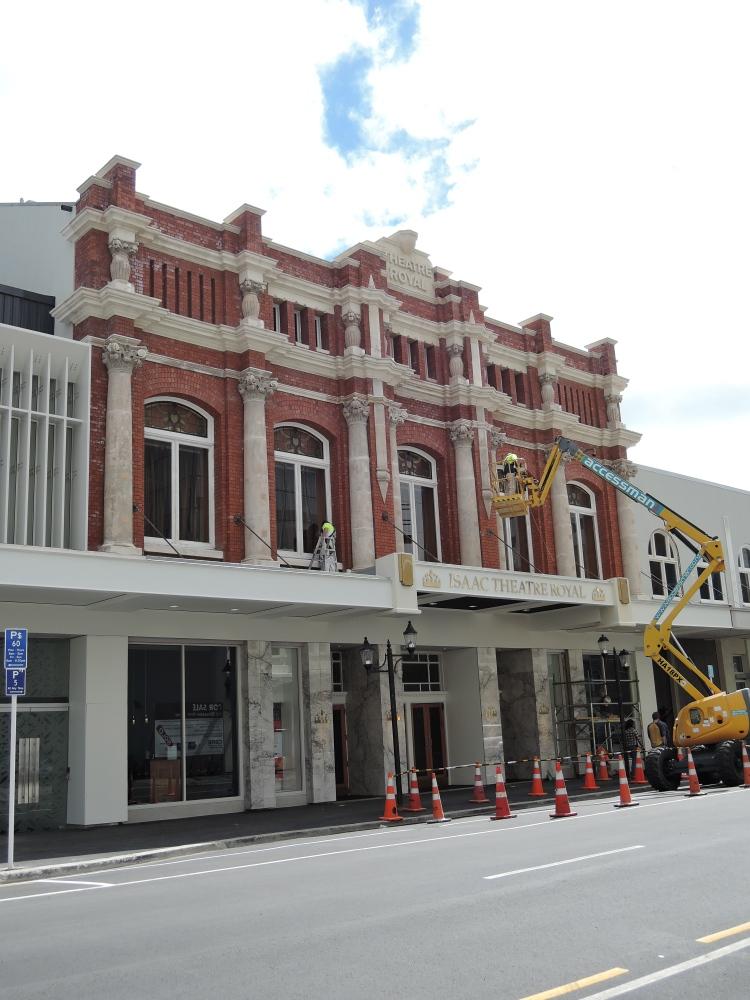 theater-rebuilt-christchurch-new-zealand