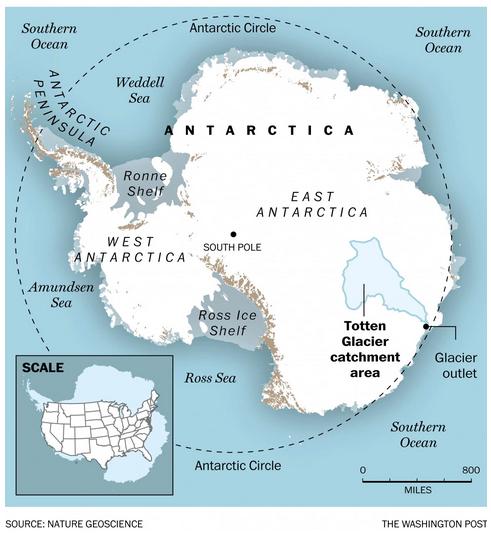 totten-glacier-east-antarctica