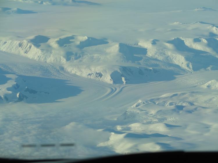 ice-flow-antarctica
